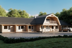 Nordic EcoHome Motell