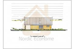 Schuurwoning_Lgevel_Nordic EcoHome_Hth-2020