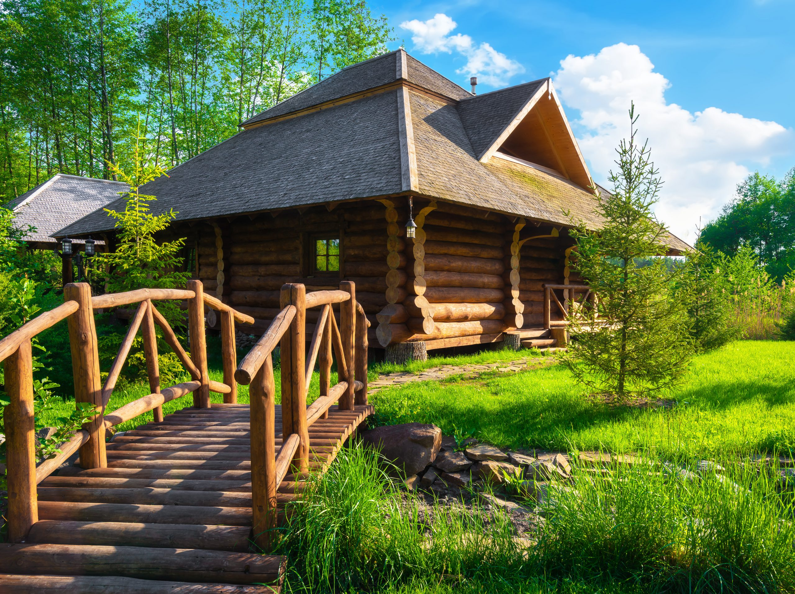 Loghouse Nordic EcoHome